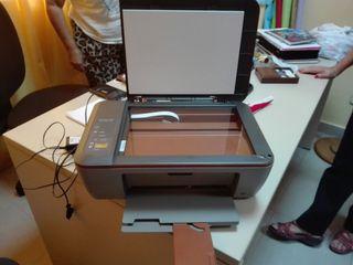 Impresora escaner y copy Hp Deskjet 2510