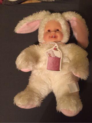 Peluche bebé original Anne Geddes
