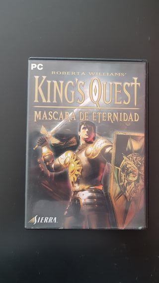 King's quest Marcara de la eternidad. Pc.
