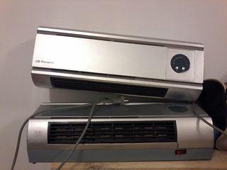 2 Calentador eléctrico
