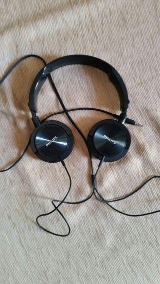 Cascos audio