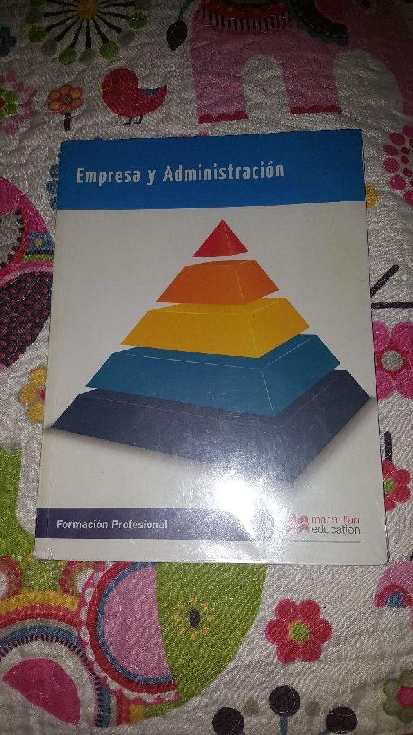 Empresa y Administración.