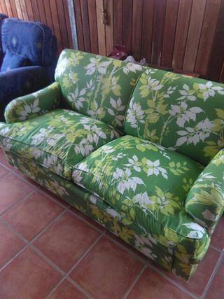 Sofá cama.Vintage