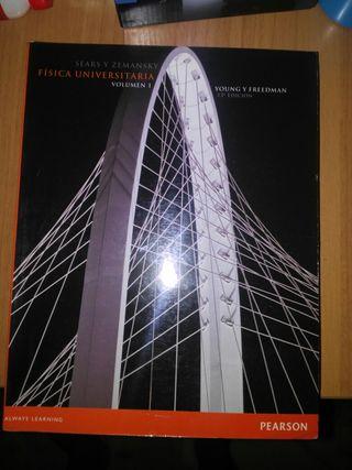 libro fisica universitaria. volumen 1