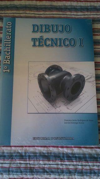 Libro de Dibujo Tecnico 1 bachillerato