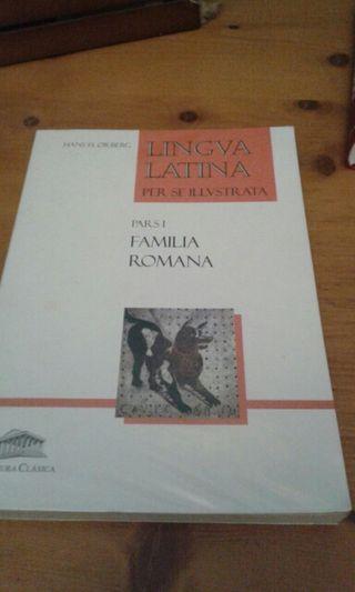 libro familia romana