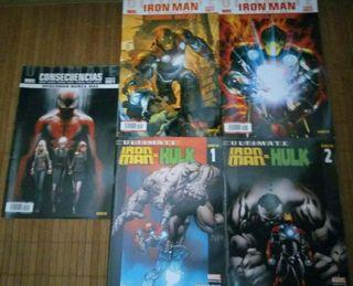 Ultimate IronMan Armor Wars + Vs Hulk (+ Regalo)