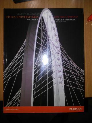 libro física universitaria volumen 2