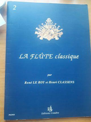 La flûte classique