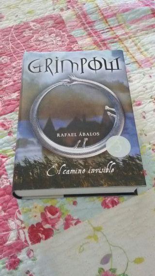 Grimpow El camino invisible, de Rafael Ábalos
