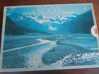 Puzzle 3000 piezas
