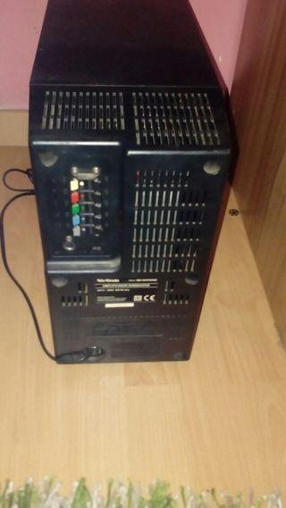 altavos con amplificador integrado