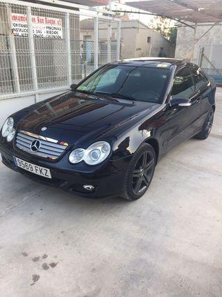 Mercedes-Benz Clase CLC automatico