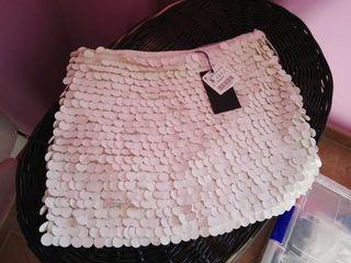 falda nueva zara