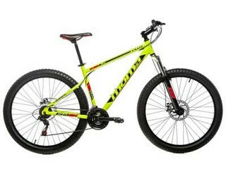 """Bicicleta montaña MTB 27,5"""" Shimano 21v aluminio"""