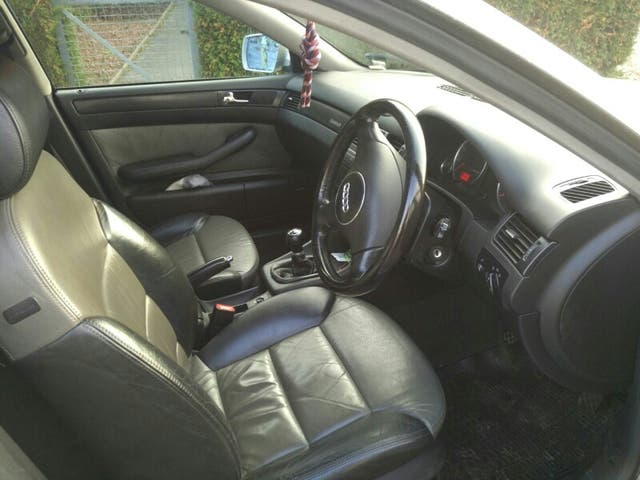 Audi A6 2.7 Quattro 255cv - Volante a la derecha