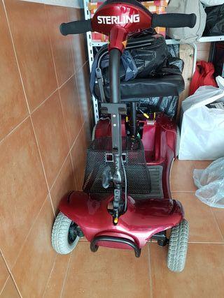moto electrica scoter