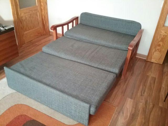 Sofá cama de segunda mano por 169 € en Altea en WALLAPOP