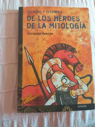 cuentos y leyendas de los heroes de la mitologia