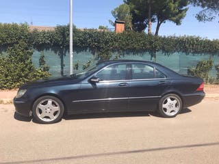 Mercedes-benz Clase S 320cdi amg