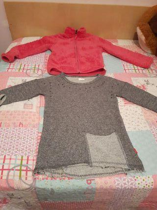 sudadera y jersey