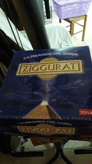 Juego mesa Ziggurat