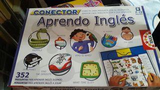 Juego Aprendo Inglés