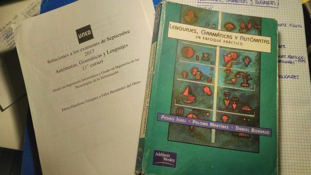 Libro Automatas, lenguajes y gramáticas.