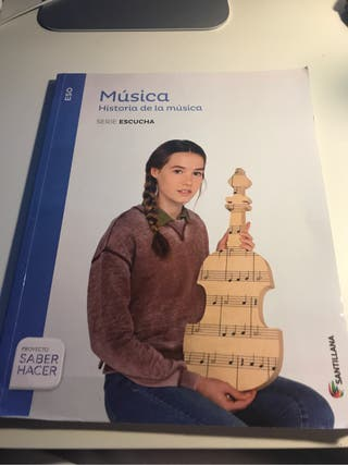 Libro musica santillana