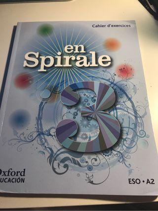 En spirale 3 cahier