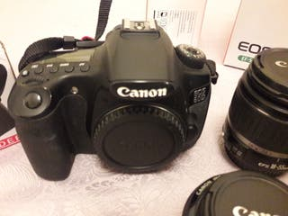 Canon 60D lote
