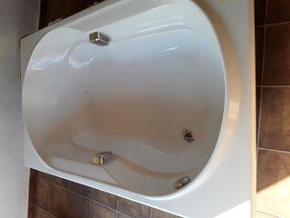 Bañera acrilica de 180x110 cm.