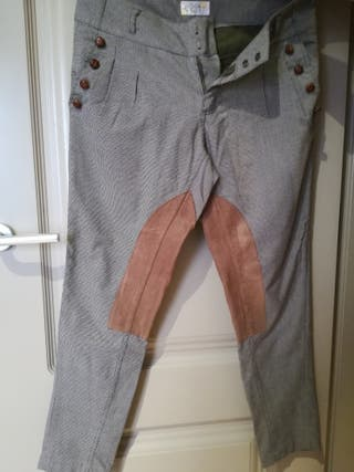 Pantalones clásicos hípica