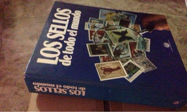 Coleccionable sellos