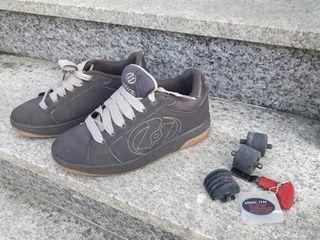 Tenis de ruedas Heelys