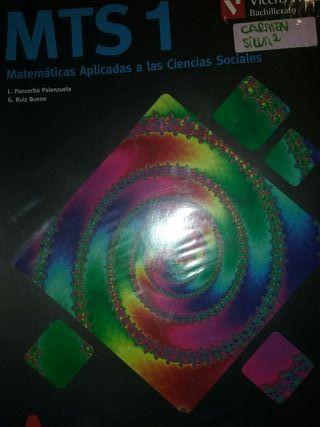 Libro 2 bach matematicas aplicadas