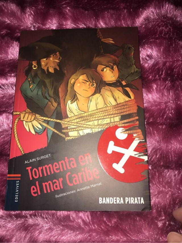 Libro Piratas