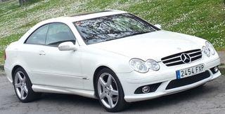 Mercedes-benz CLK 320cdi 7G-Tronic AMG