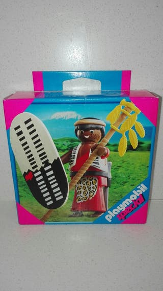 Masai playmobil