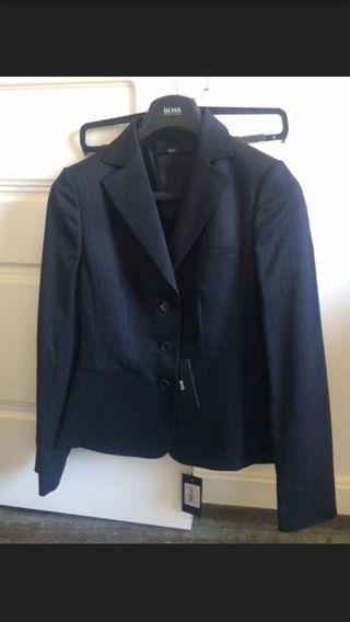 Traje chaqueta de mujer Boss