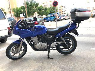 Honda cb500s Limitada en papeles