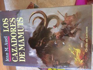Libro el cazador de mamuts