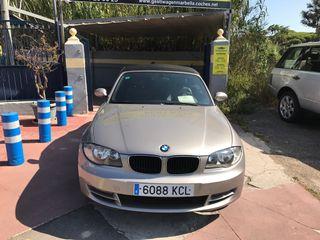 BMW Serie 1 2010 cabrio