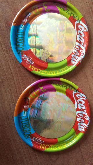 2 Rappers Coca- Cola (edición especial holograma)