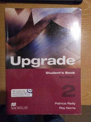 Libro Inglés Upgrade 2 Bachillerato + Workbook