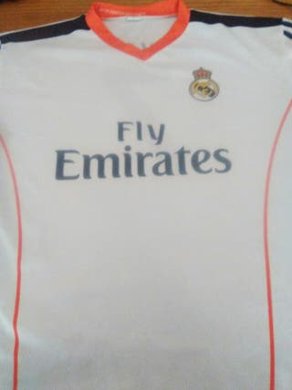 Real Madrid camiseta futbol
