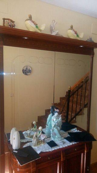 vendo espejo para entradita con iluminación