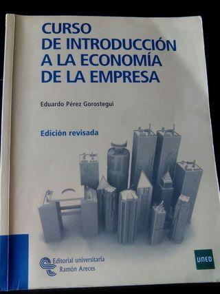 curso de introduccion a la economia de la empresa