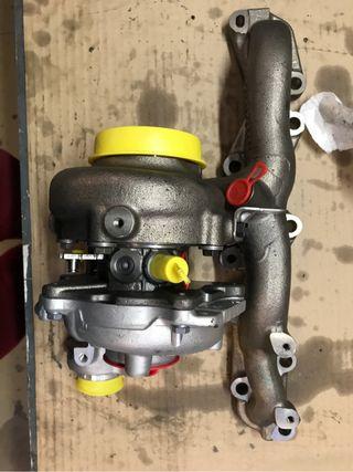 Turbocompresor turbo Audi a4