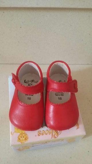 Zapatos rojos 16